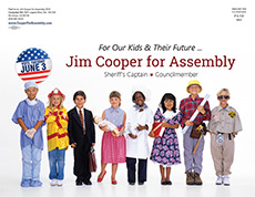 Jim Cooper for Assembly